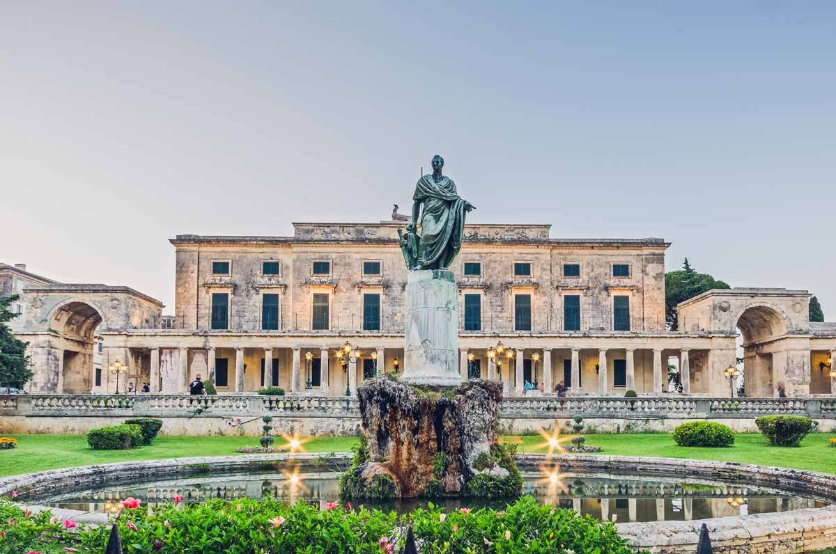 carpofoli corfu suites places of interest museum of asian art